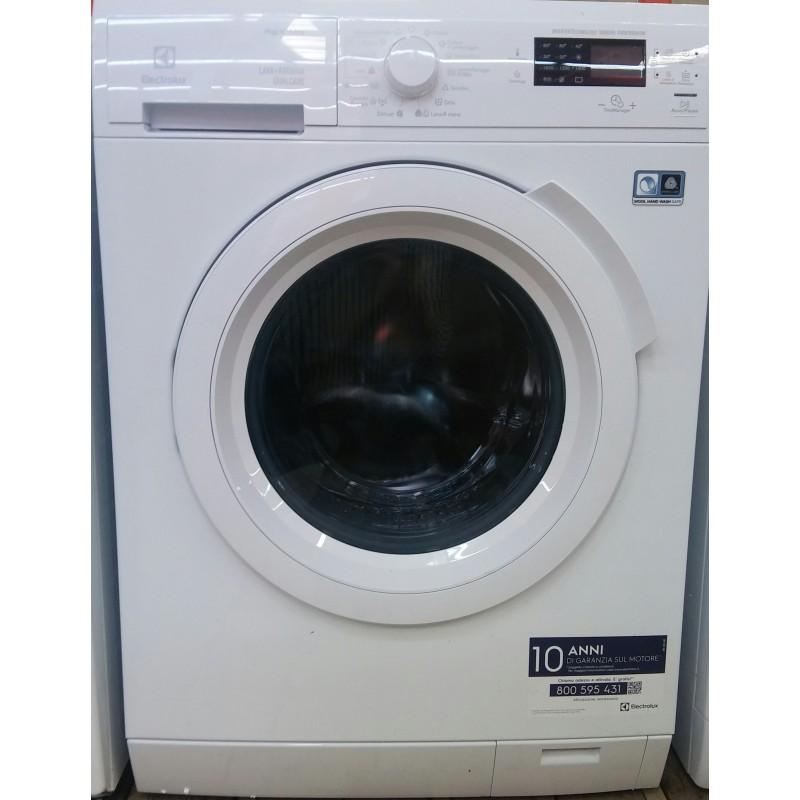 Lavadora-Secadora blanca
